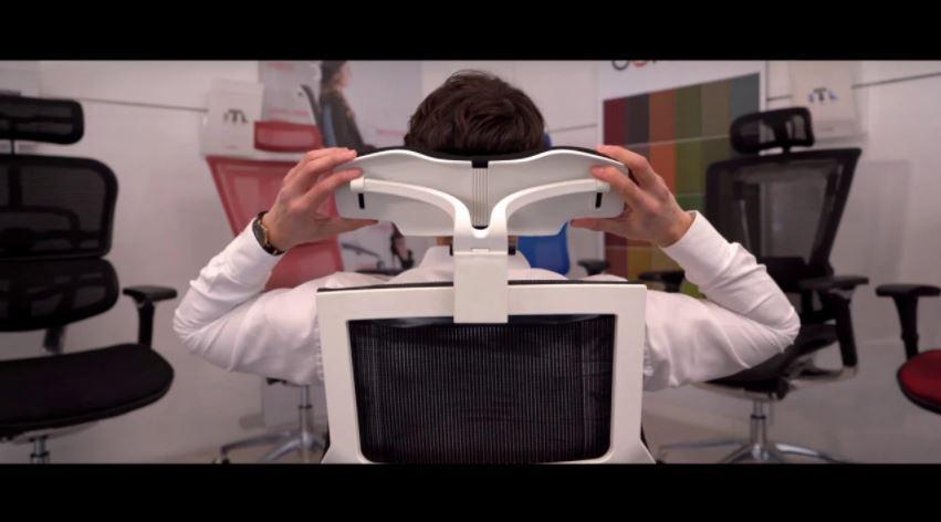 POFIT – La prima poltrona ergonomica da ufficio con la app