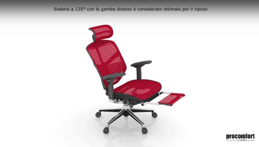 Poltrona Ergonomica Enjoy Elite – Tutorial regolazioni Italiano